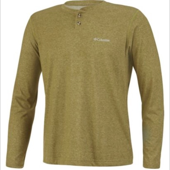 1193bd2c935 Columbia Shirts | Nwt Thistletown Park Henley | Poshmark